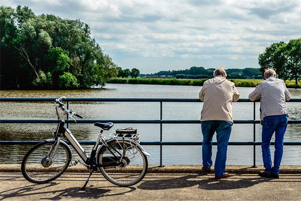 Bicicletas eléctricas urbanas autonomia