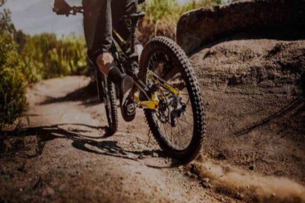 bici de montaña pamplona