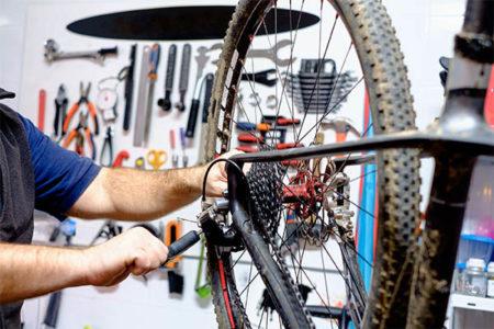seguro de bici reparaciones de la bicicleta