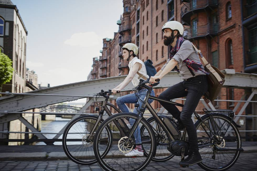 ¿Por qué una bicicleta eléctrica?