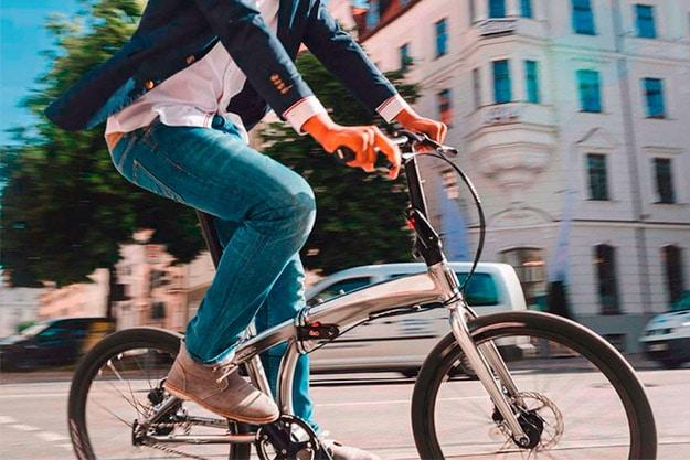 Ventajas de moverse en la ciudad en bicicleta eléctrica