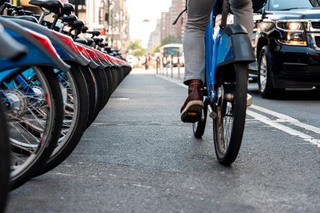 Las mejores ciudades para ir en bicicleta