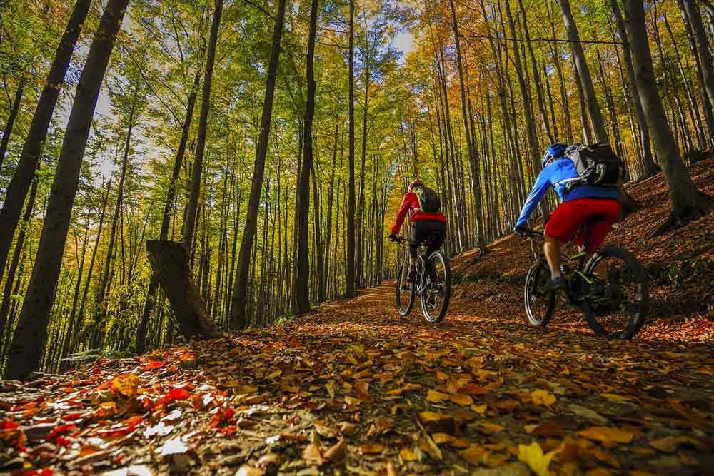 3 rutas en bicicleta en Navarra
