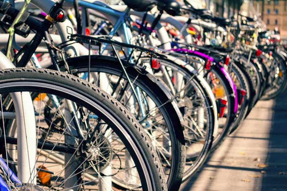 Aparcamientos para bicicletas en Pamplona: ubicaciones y cómo usarlos