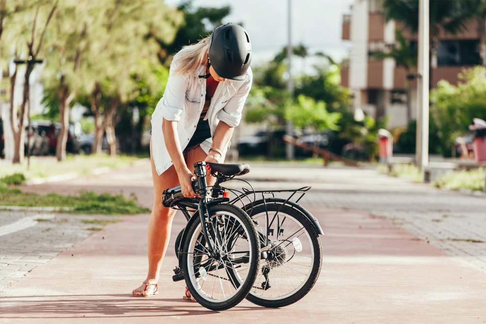 Ventajas de las bicicletas eléctricas plegables