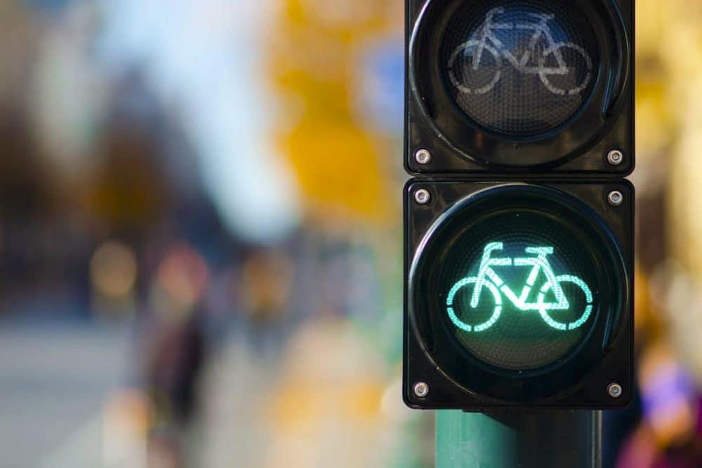 Normas de tráfico para ciclistas